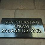 MSZ reaguje na wypowiedź Ławrowa ws. sowieckich pomników na terenie Polski