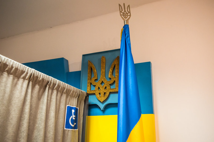 MSZ Ukrainy zażądało usunięcia z przewodnika po ekstremizmie brytyjskiego resortu spraw wewnętrznych ukraińskiego godła państwowego /Marcin Bruniecki/ Reporter /Reporter
