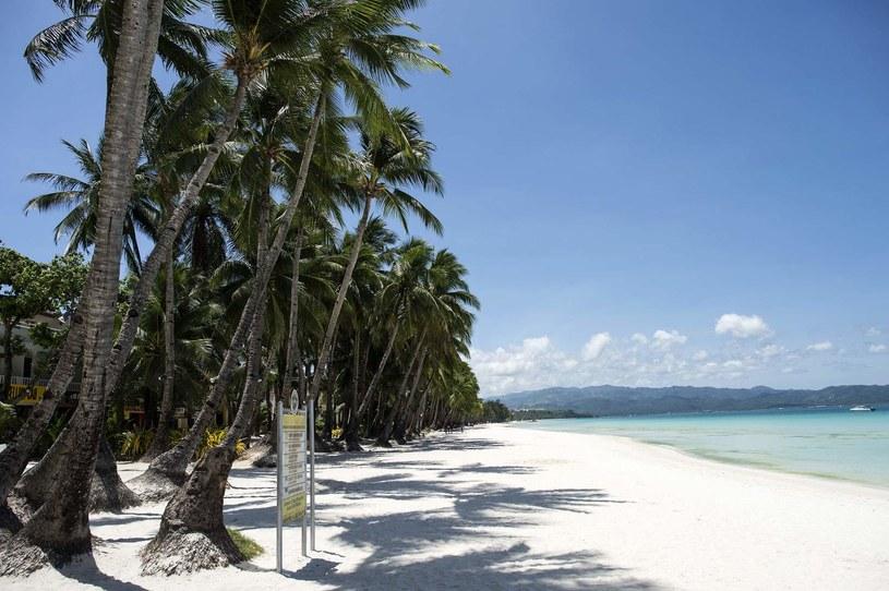 MSZ wydało ostrzeżenie m.in. dla podróżujących na Filipiny /NOEL CELIS/ /AFP