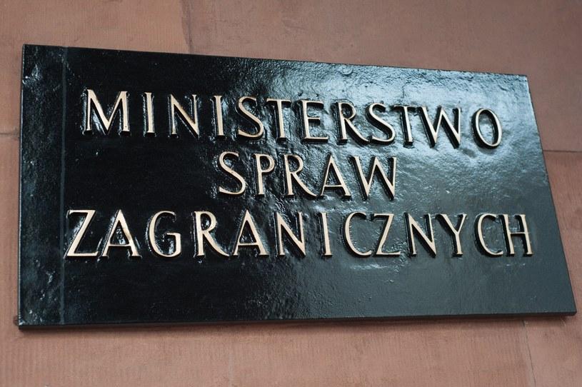 Wiceszef Msz Przekazał Ambasadorowi Palestyny Zaproszenie Polski I