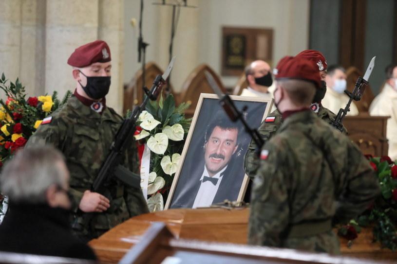 Msza święta pogrzebowa Krzysztofa Krawczyka /Roman Zawistowski /PAP