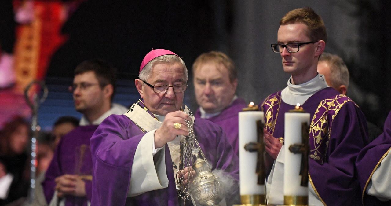 Msza w intencji Pawła Adamowicza w Bazylice Mariackiej w Gdańsku