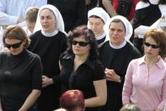 Msza w Łagiewnikach zgromadziła tysiące