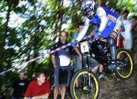 MTB to bardzo widowiskowy sport (foto z innych zawodów) /AFP