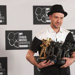 MTV Video Music Awards 2013: Justin Timberlake triumfuje