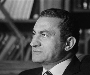 Mubarak - nie w śpiączce, a w depresji