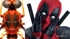Mucha Deadpool i inni: Nowe gatunki nazwano na cześć bohaterów Marvela