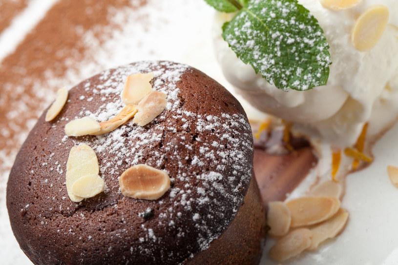 Muffinka z gruszką /123RF/PICSEL