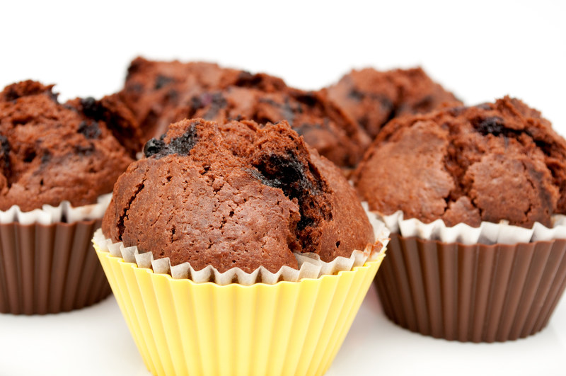 Muffinki to jedne z najłatwiejszych słodkości, które możesz upiec w domu /© Panthermedia