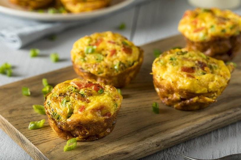 Muffinki wegetariańskie /materiały prasowe