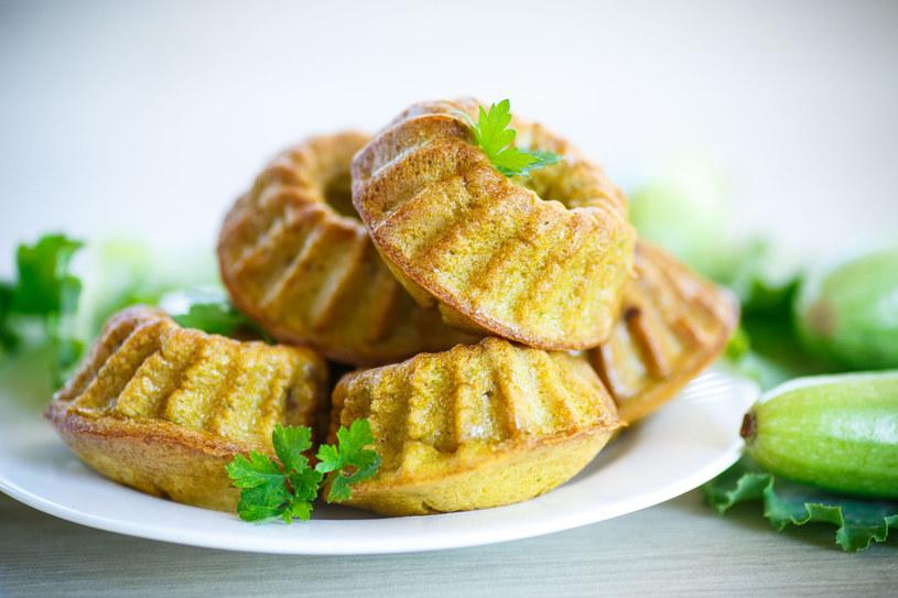 Muffinki z cukinii /123RF/PICSEL