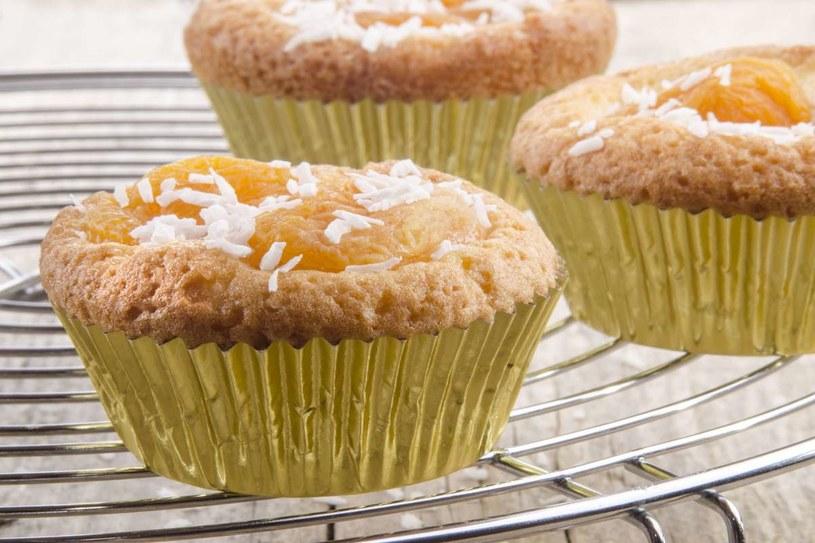 Muffinki z morelami /123RF/PICSEL