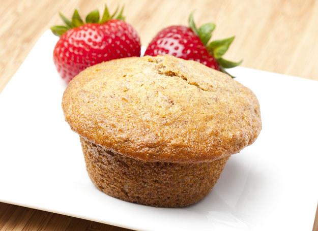 Muffinki z rabarbarem /- /123RF/PICSEL