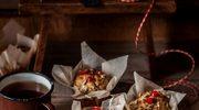 Muffinki z serem, chili i słonecznikiem