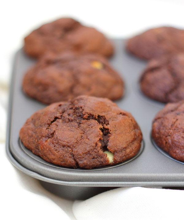 muffiny czekoladowo bananowe /© Photogenica