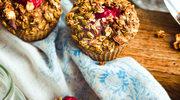 Muffiny z granolą