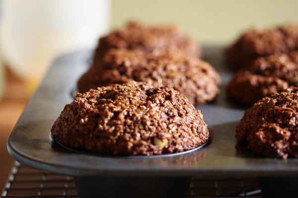 Muffiny z otręb /© Photogenica