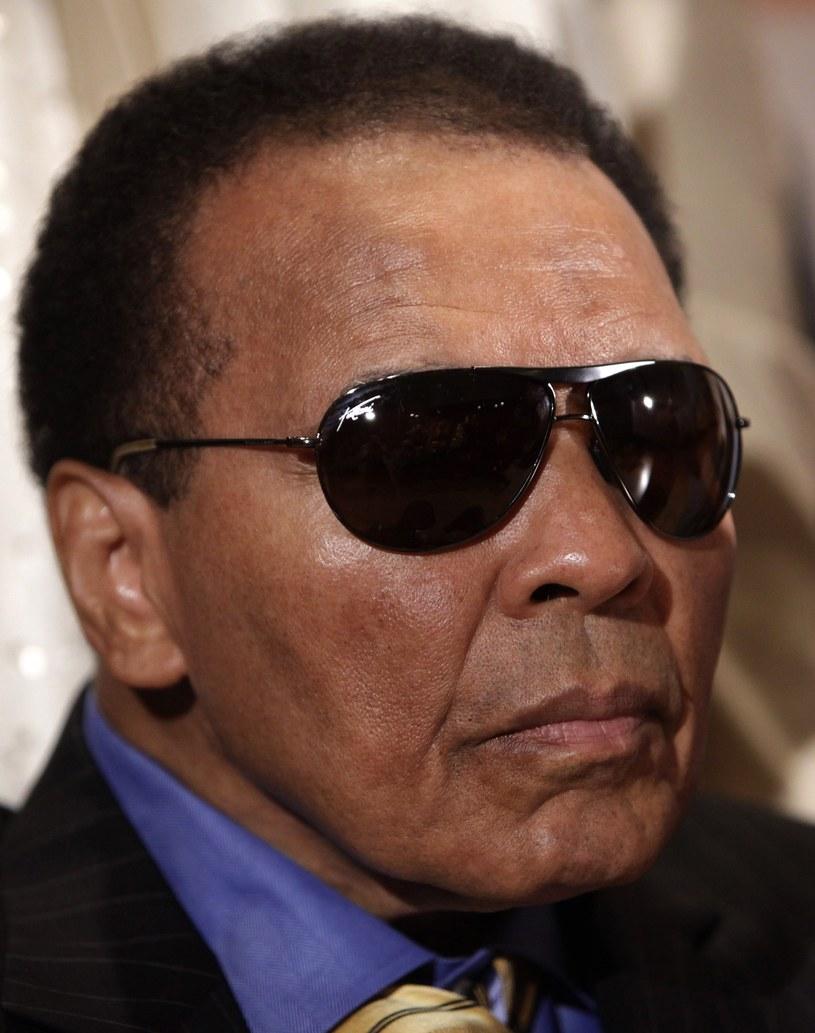 Muhammad Ali /AFP
