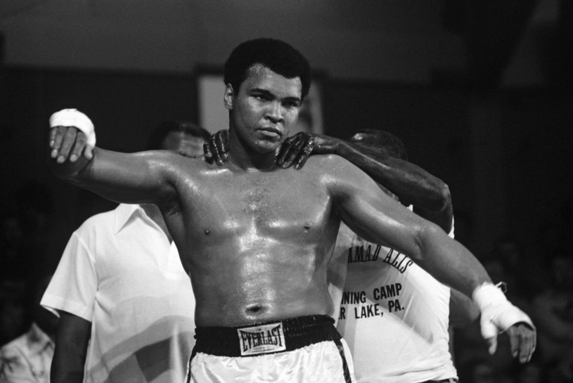 Muhammad Ali /PAP/EPA