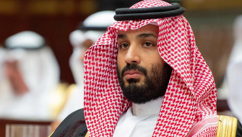Muhammad ibn Salman /BANDAR ALGALOUD HANDOUT /PAP/EPA