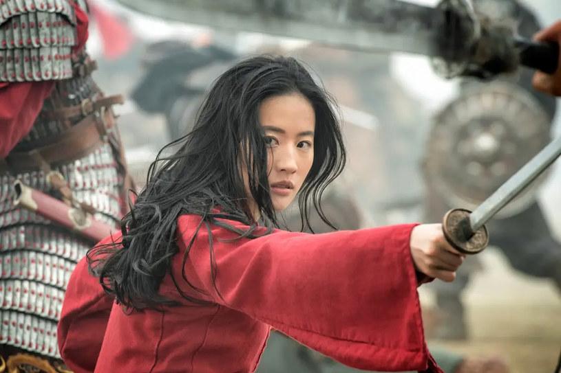 """""""Mulan"""" to jedna z tegorocznych premier, na które czeka cały świat /materiały prasowe"""