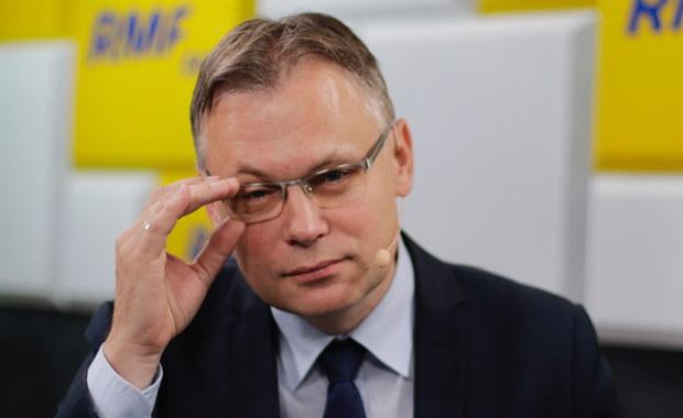 Mularczyk o reparacjach: Niemcy przyjęli taktykę chowania głowy w piasek
