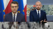 """Muller w """"Graffiti"""" o rozmowie premiera Morawieckiego z Orbanem"""