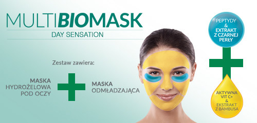 Multi Bio Mask Day Sensation /materiały prasowe