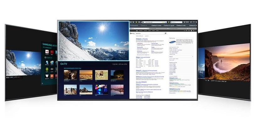 Multi screen - oglądanie obrazu z 4 źródeł jednocześnie /materiały prasowe