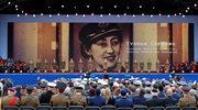 Multimedialna uroczystość dla uczczenia weteranów lądujących w Normandii