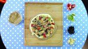 Multiwitaminowa pizza owocowa. Jak zrobić?