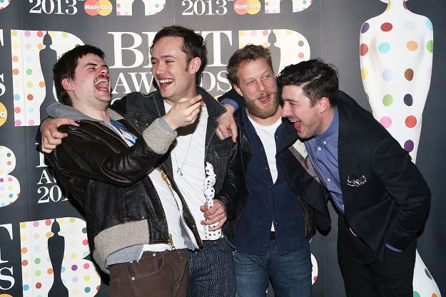"Mumford & Sons: ""Widzieliście miny One Direction?"" fot. Tim Whitby /Getty Images/Flash Press Media"