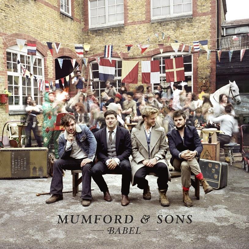 Mumford & Sons /materiały promocyjne