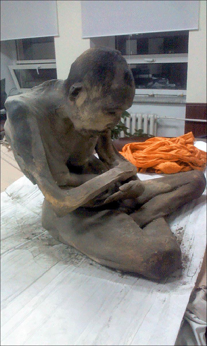 Mumia przechodzi badania w instytucie ekspertyz sądowych. Tam jest najpilniej strzeżonym obiektem /materiały prasowe