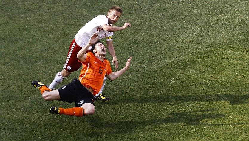Mundial 2010: Holandia - Dania