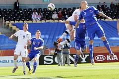 Mundial 2010: Nowa Zelandia - Słowacja