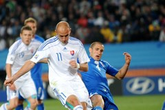 Mundial 2010: Słowacja - Włochy