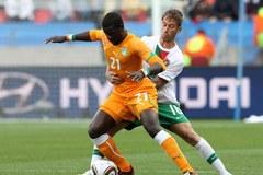 Mundial 2010: Wybrzeże Kości Słoniowej - Portugalia