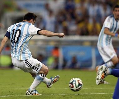 Mundial 2014: Argentyna zaczęła od zwycięstwa