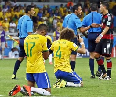 """Mundial 2014. Brazylijczycy zawiedzeni. """"Historyczna kompromitacja"""""""