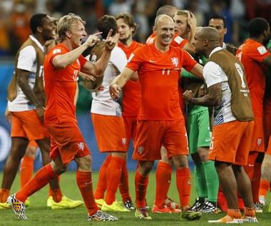 Mundial 2014: Holandia w półfinale mundialu!