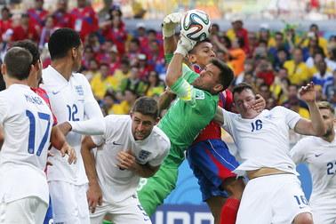 """Mundial 2014: Kostaryka wygrała """"grupę śmierci"""""""