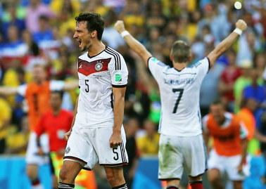 Mundial 2014. Wszyscy Niemcy zdrowi przed półfinałem