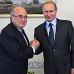 Mundial 2018. Blatter: Przyjechałem do Rosji jako kibic