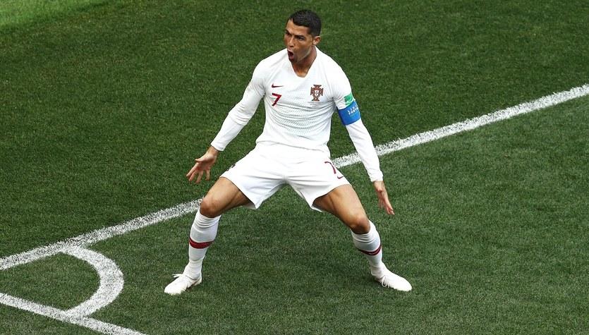 Mundial 2018. Cristiano Ronaldo wygwizdywany, ale zwycięski