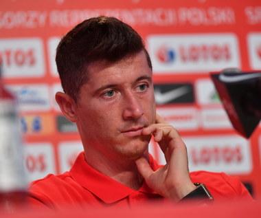 Mundial 2018. Lewandowski: Nie poddam się jako kapitan. Wideo
