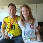 Mundial 2018: Ona z Polski, on z Kolumbii. Dzieli ich tylko futbol