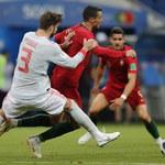 Mundial 2018. Pique: Ronaldo lubi upadać w polu karnym