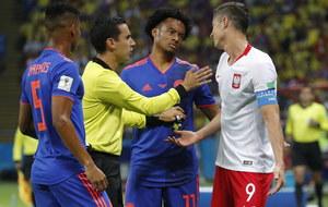 Mundial 2018. Polska - Kolumbia 0-3