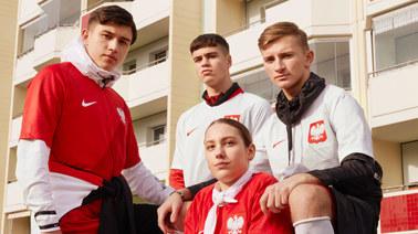 Mundial 2018: Reprezentanci Polski mają nowe koszulki